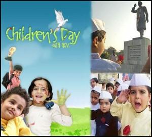 Children's Day in India