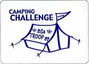 Camping Challenge
