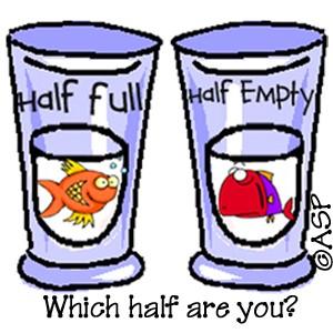 half-glass